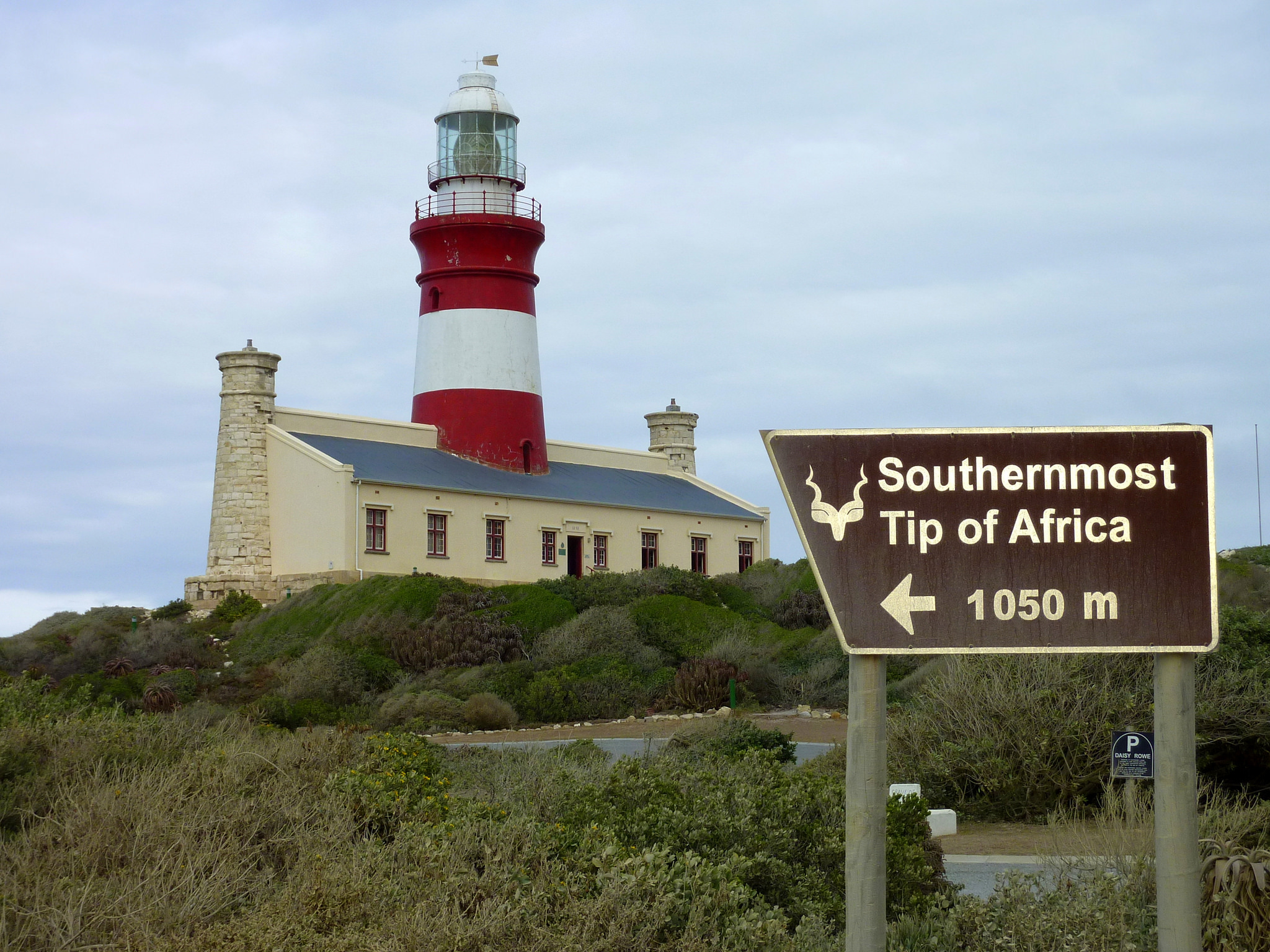 Cape Agulhas Rich in History