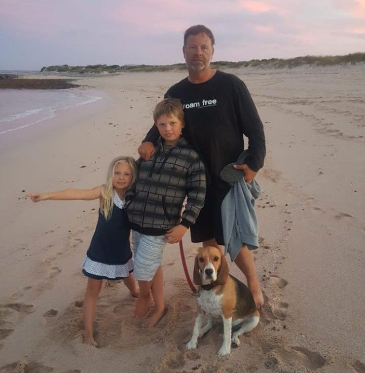 Grant van der Westhuizen Everitt Cape Agulhas