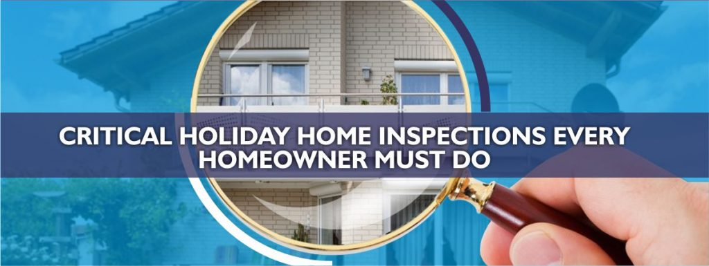 Holiday Home Inspections & Maintenance