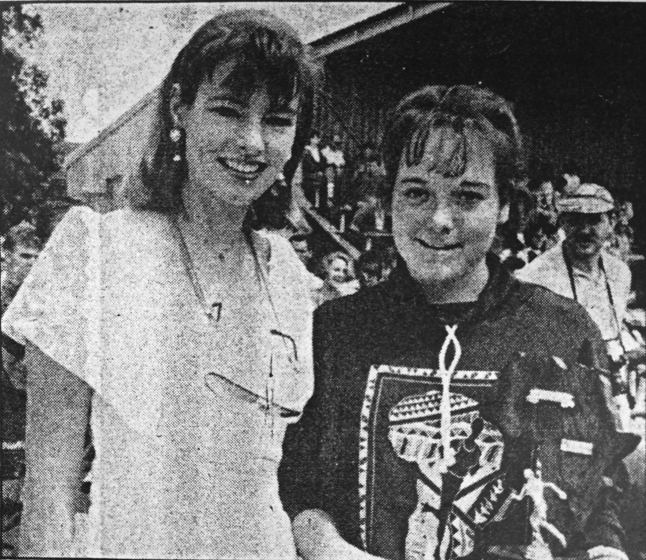 Wilma van der Bijl en Nina le Riche
